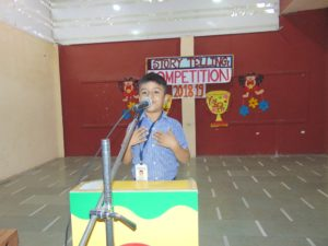 STORY TELLING COMPETITION (2O18-19)