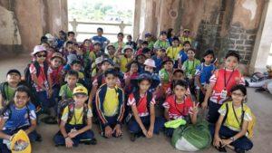 EDUCATIONAL TRIP OF MANDU