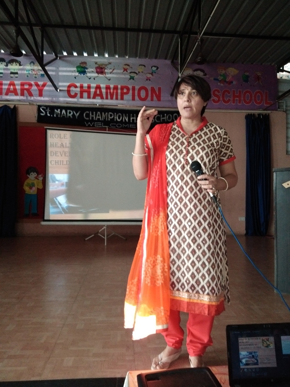 SEMINAR ON HEALTH AND NUTRITION